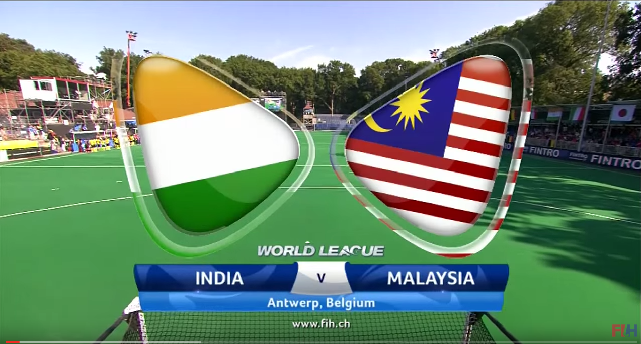 India v Malaysia Match Highlights