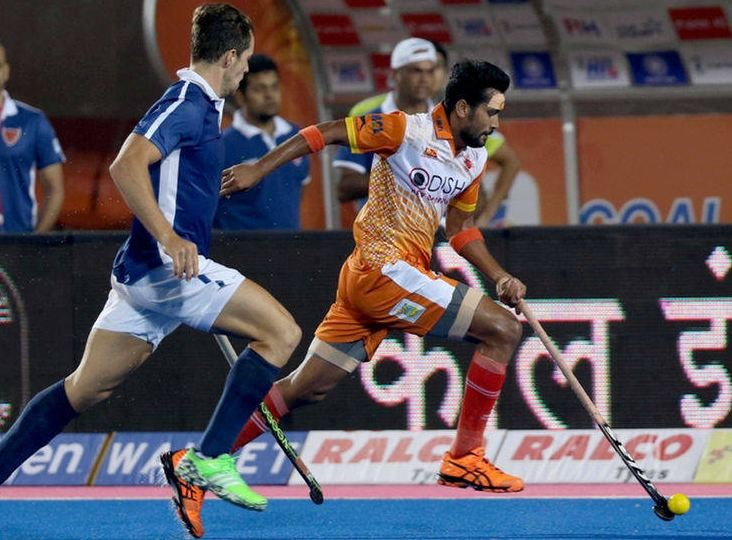 Hockey India League | Kalinga Lancers Beat Dabang Mumbai 4-2