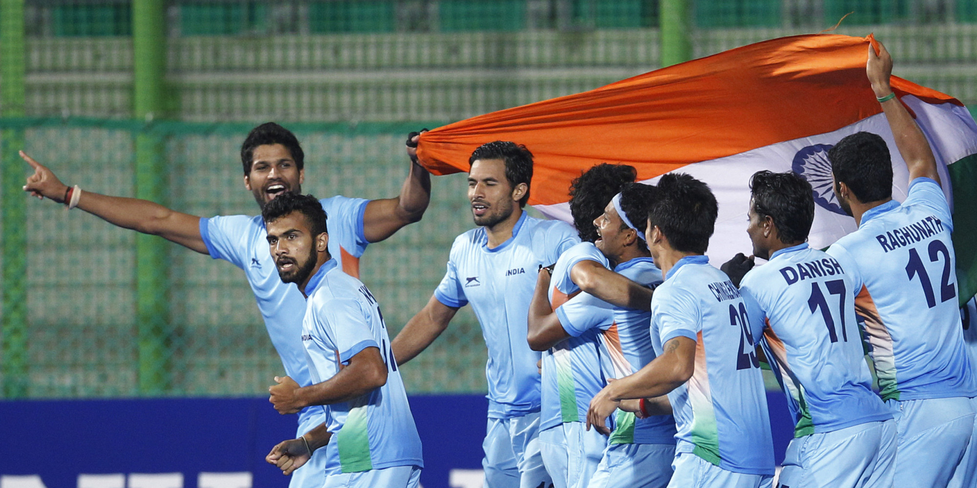 India will Face Germany in Champions Trophy on June 10
