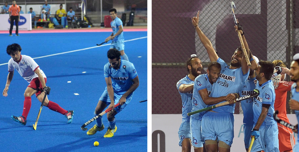 Sultan Azlan Shah Cup India beat Japan