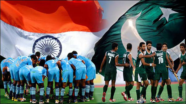 India vs Pakistan Hockey Matches
