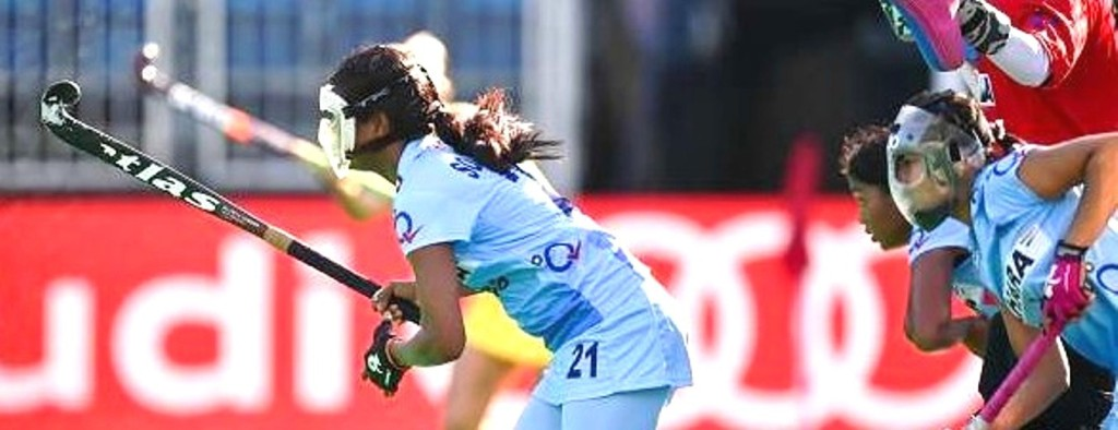 Indian Women Hockey team suffer another defeat in England