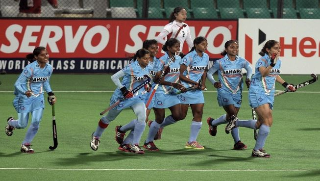 Rain washes out last hockey game against Canada, Indian women finish series 3-1 up