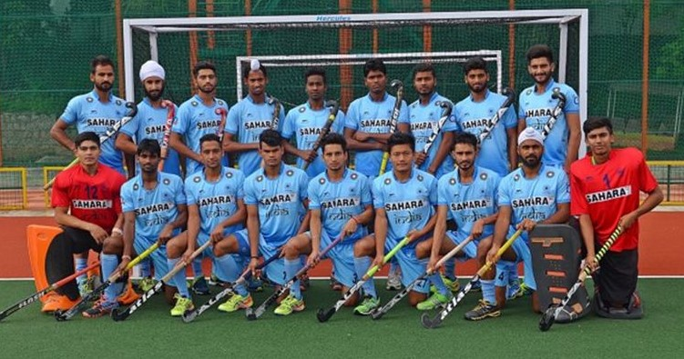 Indian Hockey Junior Team