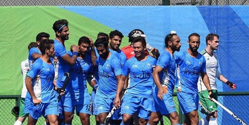 India Men's Hockey team won 3-2 against Ireland in opening encounter: Rio Olympics 2016
