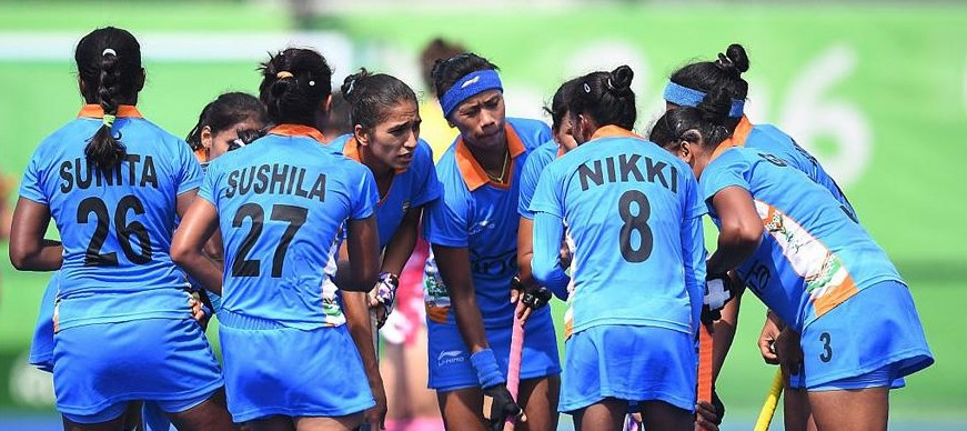 Indian Women's Hockey Team made a great comeback