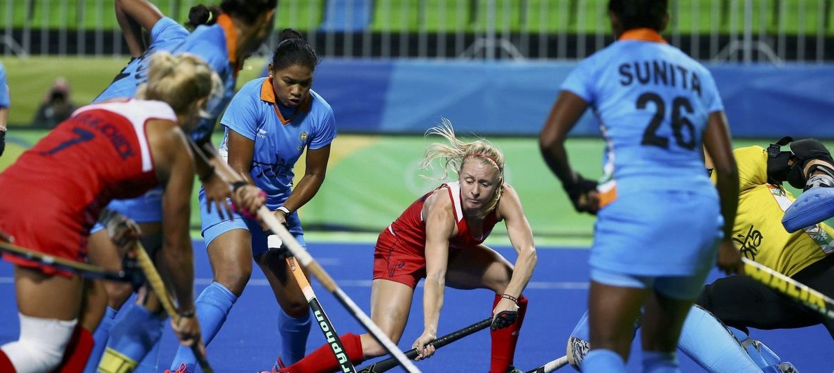Indian eves lose 0-3 to USA - Rio Olympics Hockey