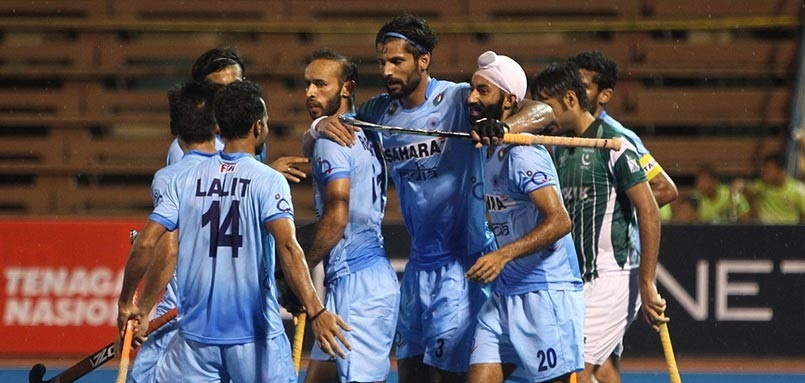 Asian Champions Trophy: India vs Pakistan