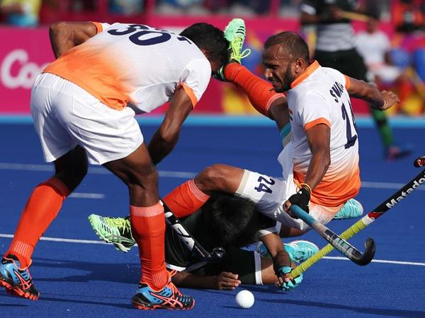Commonwealth Games 2018 – Indian Men Hockey Team Defeated England 4 -3