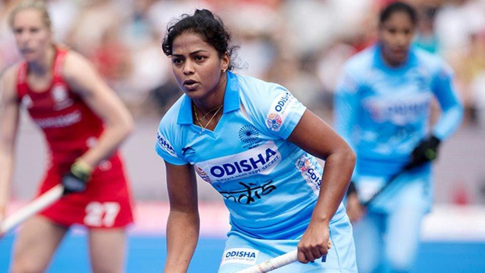 India Vs Ireland Women hockey World Cup 2018 – 1-0