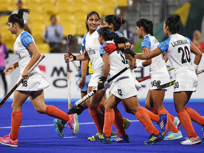 India thrashed kazakhstan