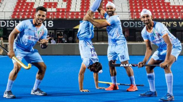 India vs Belgium Men Hockey Match- India Hold Belgium To A 2-2 Draw In Pool C