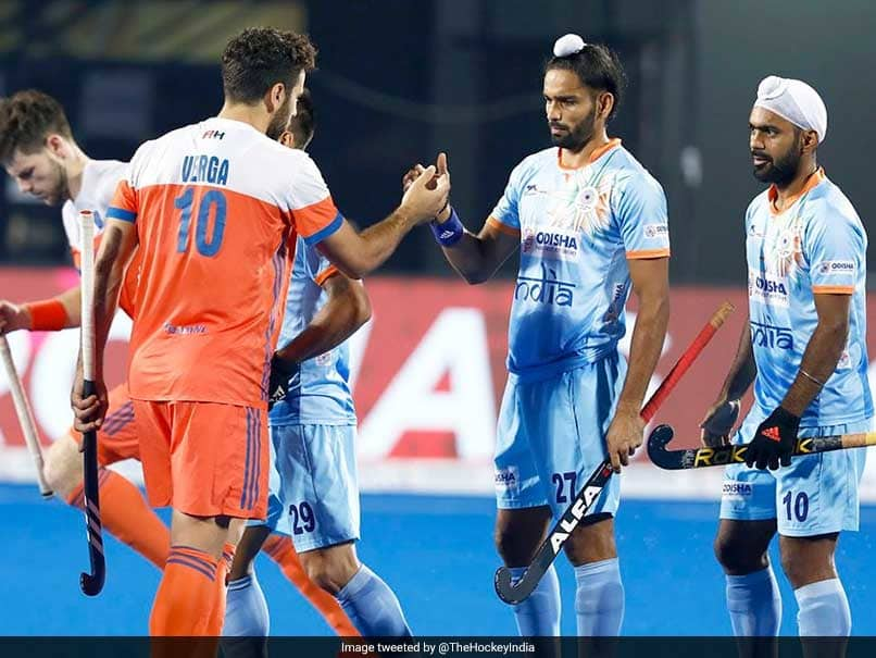 India vs Netherlands Hockey World Cup 2018 – Netherlands beat India 2-1