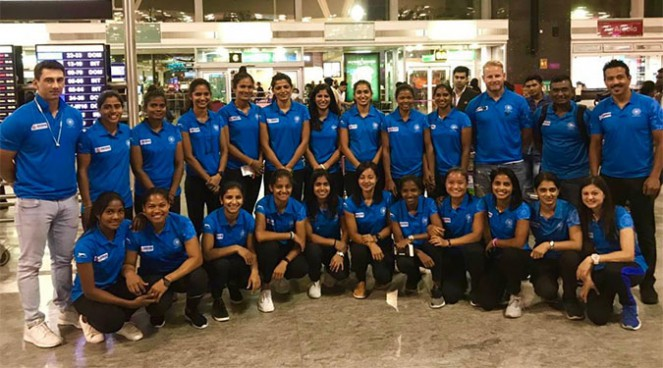 Indian Women Hockey Team is All Set for a Five–Match Series Against Malaysia