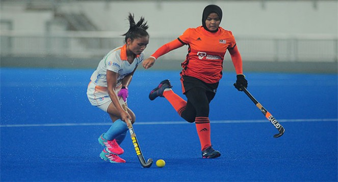Women Hockey Team India Made Third Win Against Malaysia by 1-0 Score
