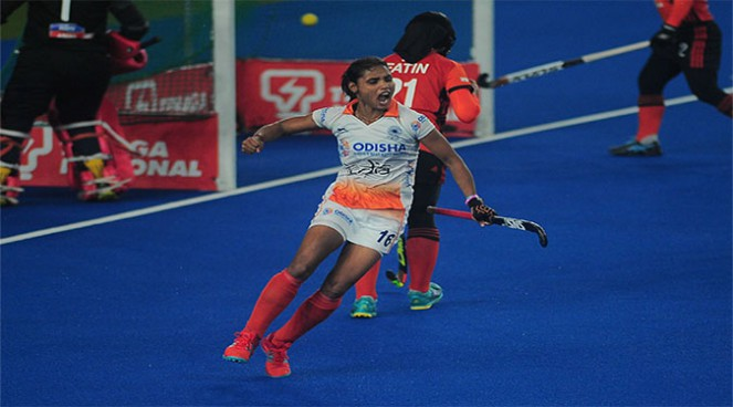 Women's Hockey Team India Makes a Win with 3-0 Lead Against Malaysia