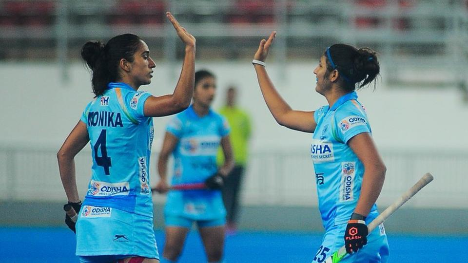 India Vs Malaysia Third Women's Hockey Match Ended at a Draw 4-4