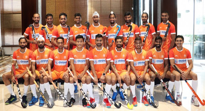 18-Member Squad is All Set For The FIH Men's Series Finals in Bhubaneswar Odisha