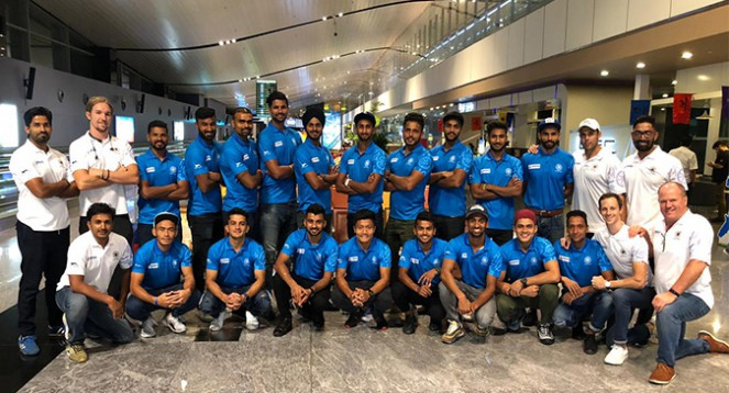 Men's Hockey Team India is All Set for Australia Tour
