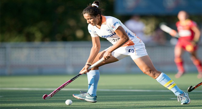 Women's Team India Won the Second Match Too of Three Day Match Series at Korea