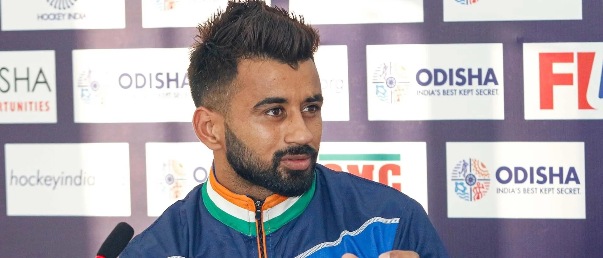 """Support from teammates and Hockey India helped a lot,"""" says Indian Men's Hockey Skipper Manpreet Singh on overcoming Covid-19"""