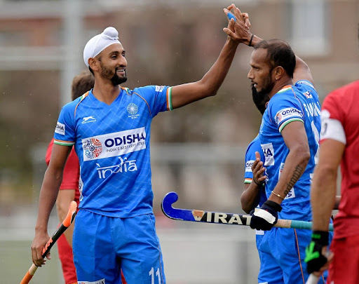 'I've never felt so stressed': Indian men's hockey striker Mandeep Singh on the COVID-19 recovery period