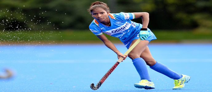 """""""Hockey India's support has been critical in the success of the Indian Women's Hockey"""" says Arjuna Awardee Deepika Thakur"""