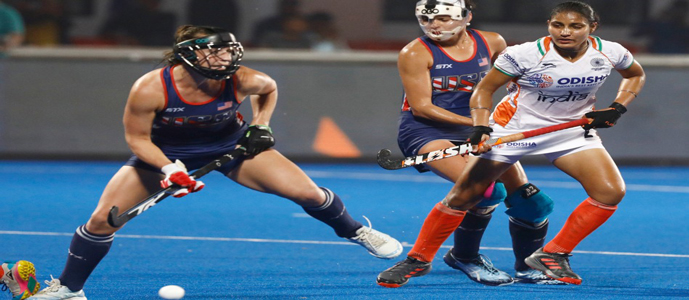 We are gaining confidence with every session of sports activities, says Indian Women's Hockey Team Defender Gurjit Kaur