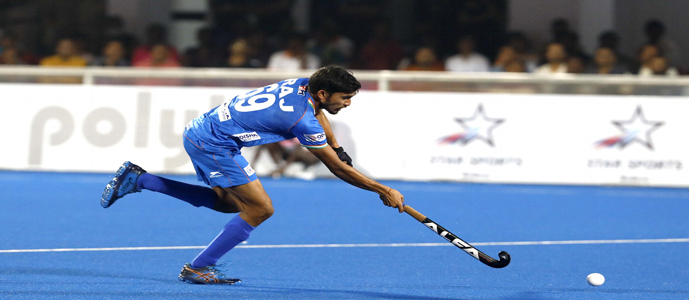 Very grateful to get early recognition, says young Indian hockey midfielder Rajkumar Pal
