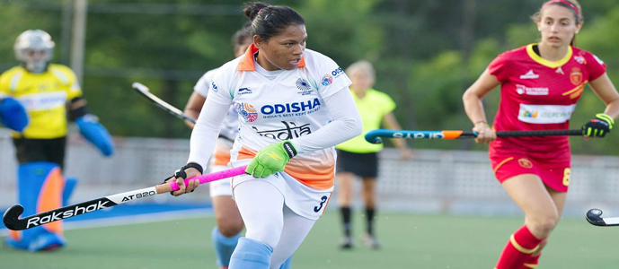 As a senior player, keeping all youngsters motivated has been my duty, says Indian Women's Hockey Team Defender Deep Grace Ekka