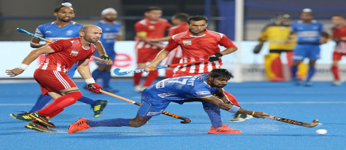 """Looking forward to competing in Asian Champions Trophy,"" says Indian Men's Hockey Midfielder Sumit"