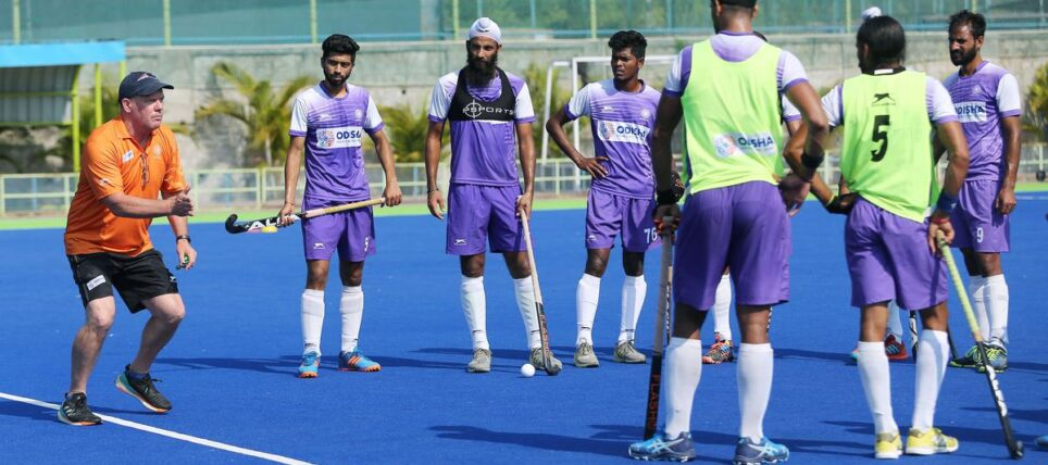"""We have done everything possible to reach the levels we showed during FIH Hockey Pro League in February 2020,"" says Indian Men's Hockey Chief Coach Graham Reid"