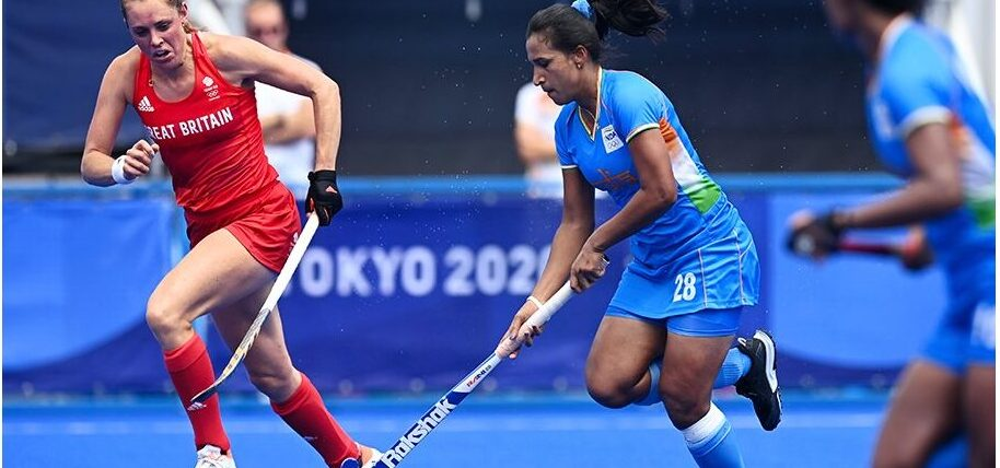 Great Britain claimed victory against India