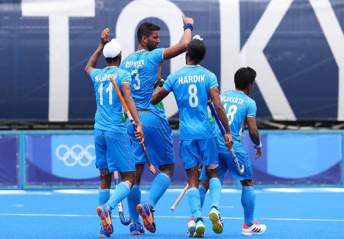 Hockey Updates|Another victory, India won against Spain by 3-0