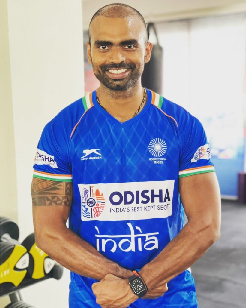 Men's team is all geared up for Tokyo Olympics