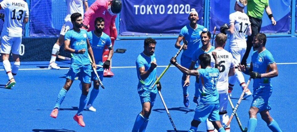 Bronze is ours, Well done team India!