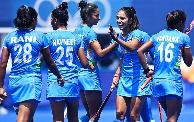Tokyo 2020 | Women hockey team lands up at quarterfinals, a robust win after 41 years