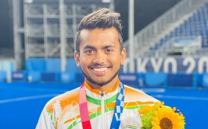 Indian Hockey | Twice in a row Vivek being nominated for FIH rising star