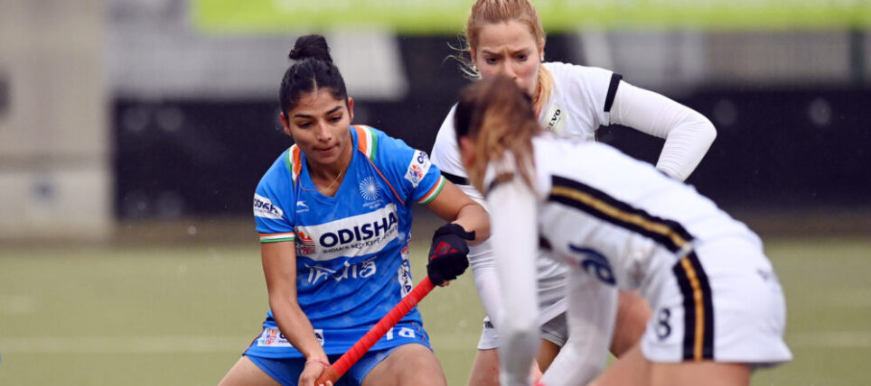 Staying in the moment has helped India scripting history, believes Udita